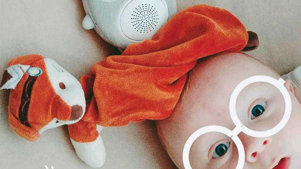 doudou de la collection Indien Spirti des chatounets, spécialiste de l'univers de bébé