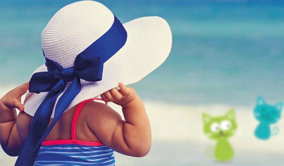 préparer les premières vacances avec un bébé