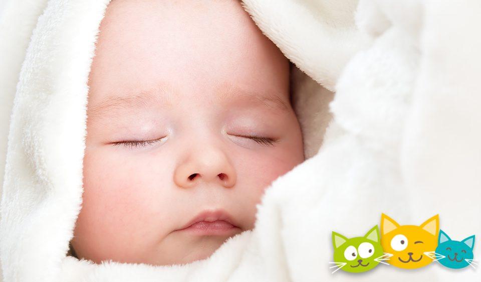 couverture bébé, couverture en polaire tout l'univers bébé Les Chatounets dans les PO