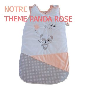 Collection Panda Rose